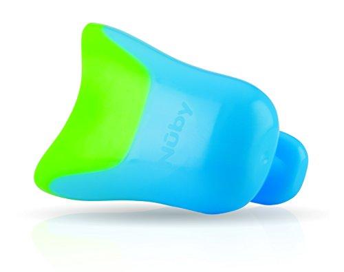 nuby-id6138blue-recipiente-para-aclarar-el-cabello-color-azul-y-verde