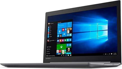 Notebook 15.6 Pollici AMD A6 4 GB 1000 Tb 320-15AST IdeaPad