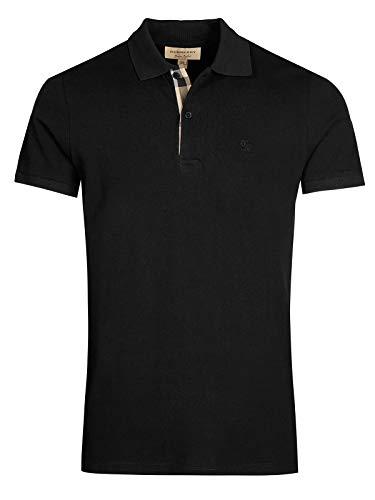 BURBERRY Poloshirt mit Knopfleiste im Karodesign - XL(DE) / XL(IT) / XL(EU)