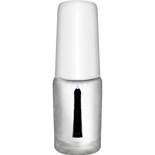 Mastix Hautkleber Klebemittel für Latex Applikationen 3,3 g Kleber für Wunden und Bärte Spirit Gum Karneval Accessoires Halloween Kosmetik Kosmetischer Spezialkleber (Spirit Kleber Gum)