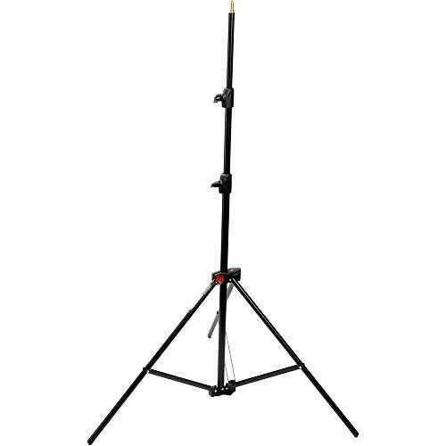 Manfrotto 1052BAC - Soporte de equipos de iluminación fotográfica, individual, negro