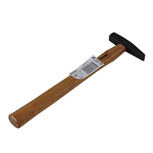 Schlosserhammer Gewicht wählbar Holzgriff Werkzeughammer Hammer Schlosshammer, Gewicht:100g
