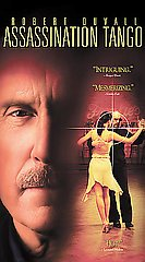 Price comparison product image Assassination Tango Video Robert Duvall Ruben Blades Kathy Baker