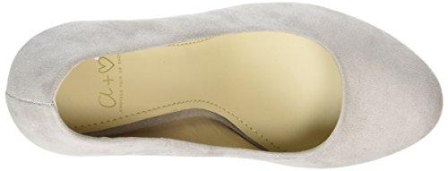 Another Pair of Shoes Pamela E2 - Scarpe con Tacco Donna Grigio (Light Grey 09)