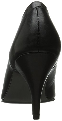 Pleaser Pump-420 Damen Pumps Absatz 7,6 cm Blk Pu