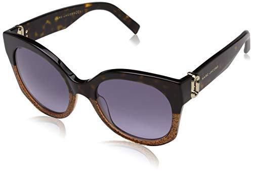 Marc Jacobs Damen MARC 247/S GB DXH 53 Sonnenbrille, Hay Bwglt Gld/Gy Grey,