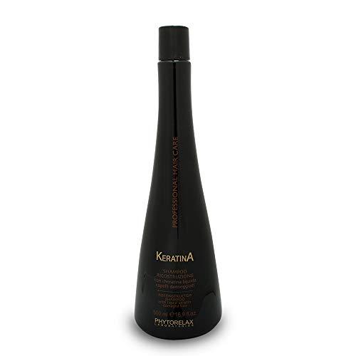 Scheda dettagliata Phytorelax Laboratories KERATINA Shampoo Ricostruzione - 500 ml
