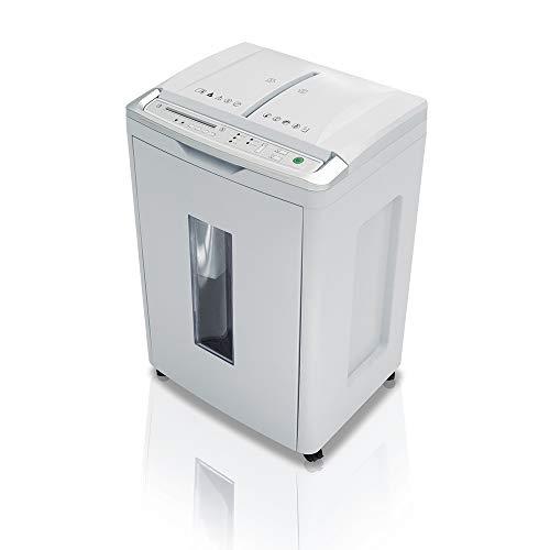 Shredcat 8283 Cross Cut Auto-Feed Aktenvernichter, 4 x 10 mm Partikelschnitt (bis 300 Blatt, Sicherheitsstufe P-4)