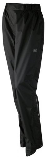 AGU Regenhose Shinta schwarz Fahrrad Hose 4 Größen, 950450, Größe Medium