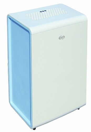 Argoclima Deolo 21 - Deshumidificador (480 W, 230 V, 50 Hz, 41 Db, Azul, Color blanco, 320 mm)