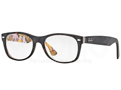 Preisvergleich Produktbild Ray-Ban Brille NEW WAYFARER (RX5184 5409 50)