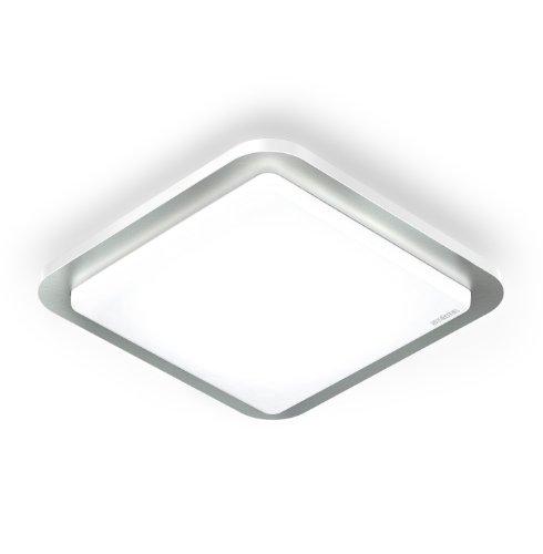 Steinel 663711 Lampada per Interni con Sensore Rs LED D2 LED Finitura Acciaio Inox -> Lampade A Led Rs