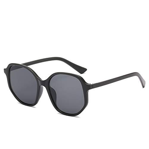 FIRM-CASE Sonnenbrille Frauen Luxuxmarken Pfeil Sonnenbrillen Vintage-Schatten für Frau Sunglass Damen Blumen Sunglases, 2
