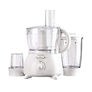 Kenwood FP691A Multi-Pro Food Processor, 900 W, White