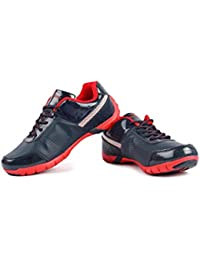 Austin-Prozone Mens Navy Red Sport Shoes