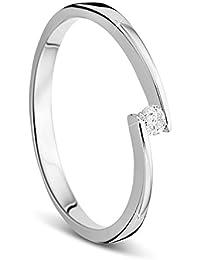 Ausgefallene diamantringe  Suchergebnis auf Amazon.de für: Ausgefallene Ringe - Brioly: Schmuck