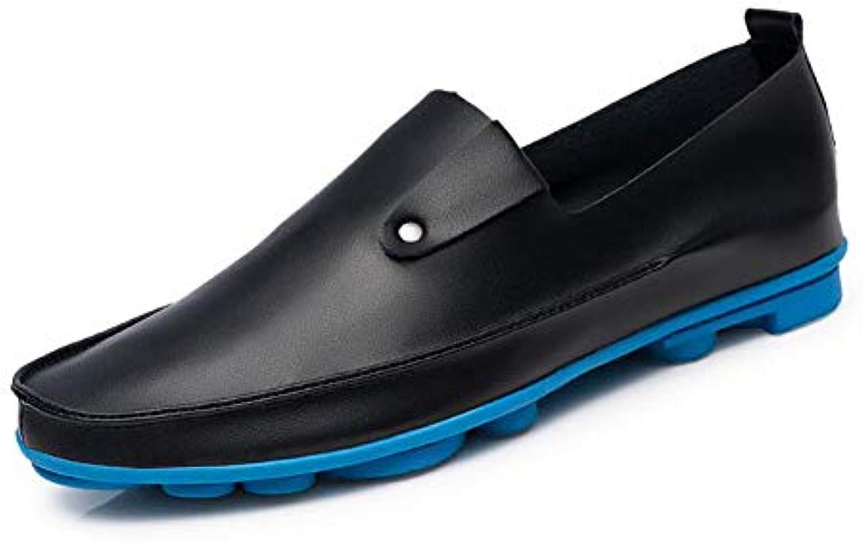 HY Scarpe da Uomo, Microfibra Morbida Suola Comfort Traspirante Scarpe da Guida, Scarpe da Lavoro Formali, Mens... | Di Qualità Superiore  | Uomo/Donna Scarpa
