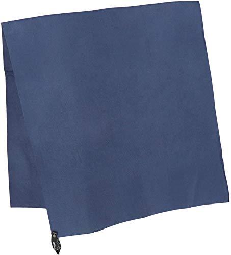 PackTowl Reisehandtuch/Outdoor-Handtuch/Original Handtuch, Unisex, blau, X-Large/25 x 54