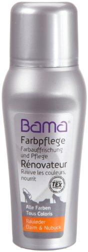 Bama  Farbpflege,  Crema Scarpa Camoscio unisex adulto, Trasparente (Transparent (Farblos)), 15-17