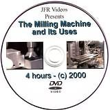 Milling Machine and Its Uses, the (4 Hour DVD) by Jose Rodriguez