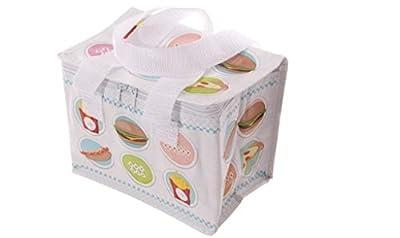 Fun Fast Food Design Lunch Box Cool Bag