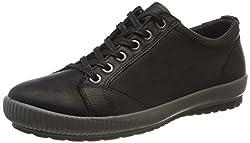 Legero Damen Tanaro Sneaker, Schwarz (Schwarz (Schwarz) 01), 40 EU (6.5 UK)