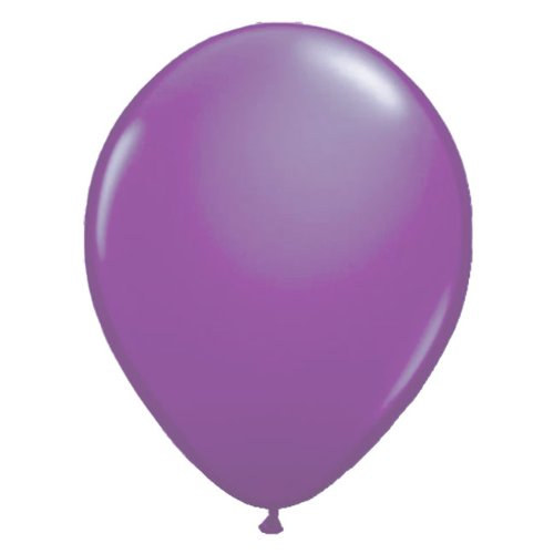 (Folat Luftballons lila 50er Pack)