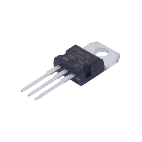 Sharplace 5 Stk. N-Kanal Leistung MOSFET P75NF75