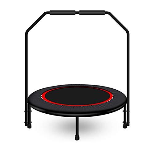 Mini-Trampolin - Trampolin Mit Armlehnen - Klappbar - HeimsportgeräT - Trampolin FüR Erwachsene Und Kinder - Maximale Belastung 200kg