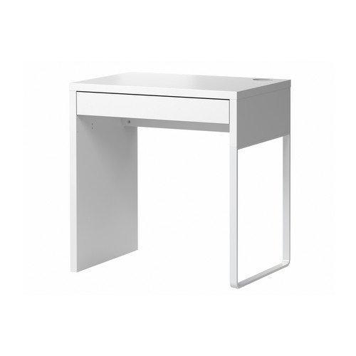 IKEA MICKE - Escritorio, blanco - 73 x 50 cm Weiß: Amazon.es: Hogar
