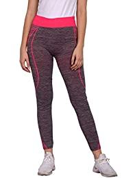 CETC Women's/Girls Casual Joggers Tights for Yoga, Gym and Sports Fitness
