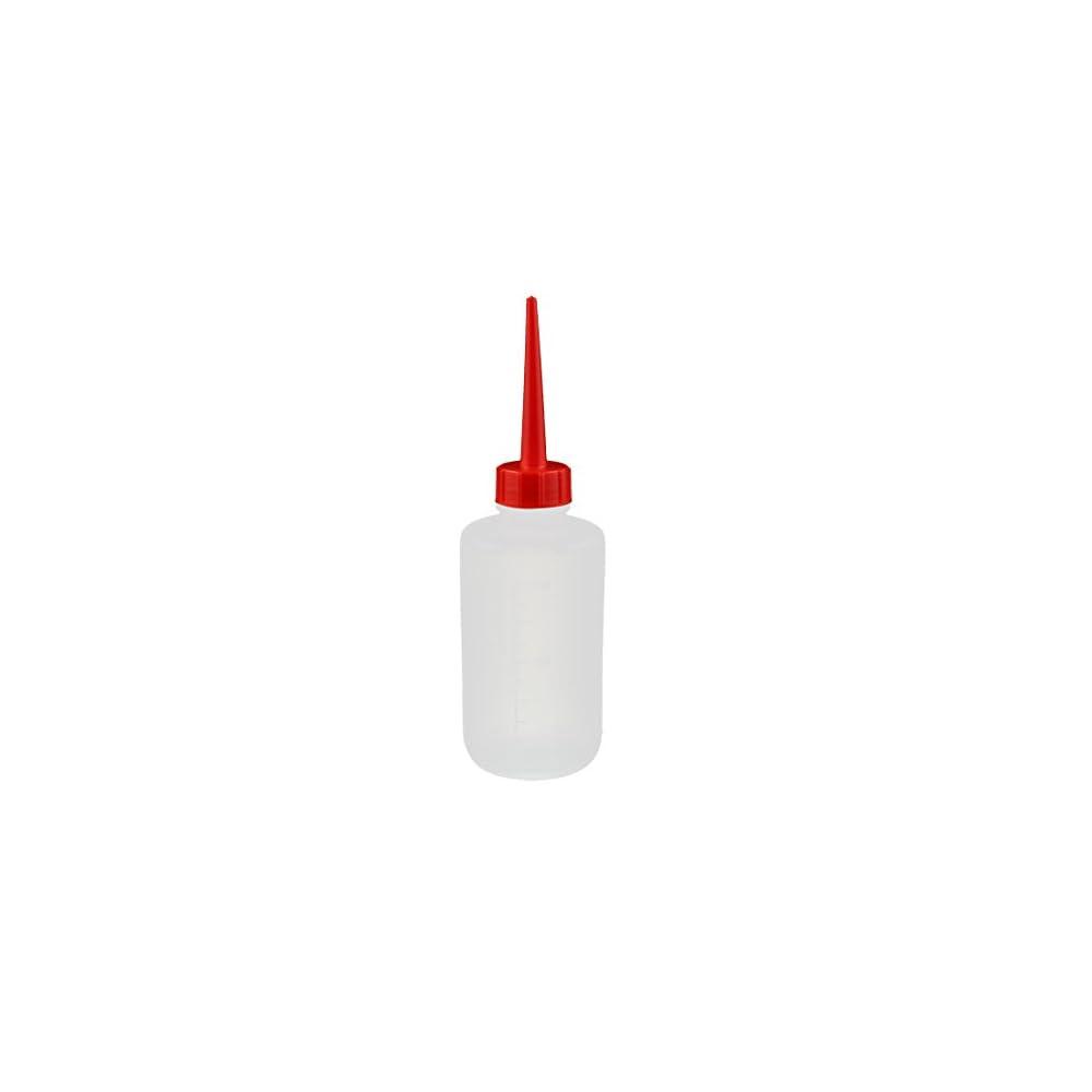 Sourcingmap 025l Weich Plastik Gerade Liquidflasche L Flaschen Industrielle Abgabeflasche