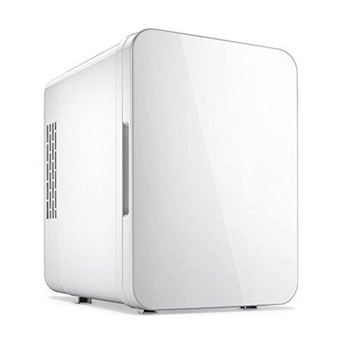 Sunjun 4L Silent Mini Kühlschrank Kühler und Wärmer ( Farbe : Weiß )