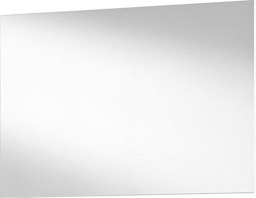 Germania 3191-84 rahmenloser Spiegel GW-Top in Weiß, 74 x 53 x 3 cm (BxHxT)