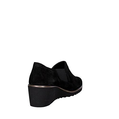 Cinzia Soft IV6392-GS 001 Mocassin Femme Noir