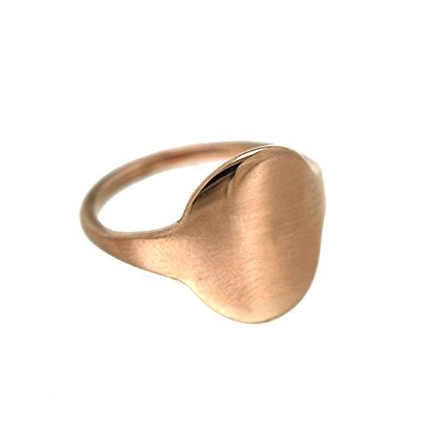 Sweet Deluxe Ring Adalie,Edelstahl, Rosegold I Damen-Ring I Mode-Schmuck Ring für Frauen I Ringe Rings für Mädchen I modisches Design-Accessoires