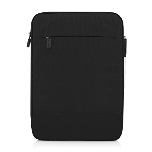 incipio-asher-fundas-para-tablets-funda-negro-faux-nubuck-nylon