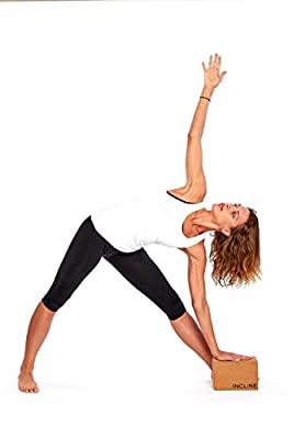Steigung Passform Kork Yoga Block
