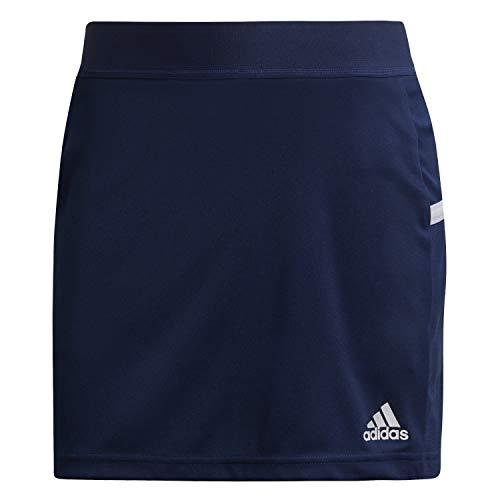 adidas Damen T19 Skort W Team Navy Blue/White, L