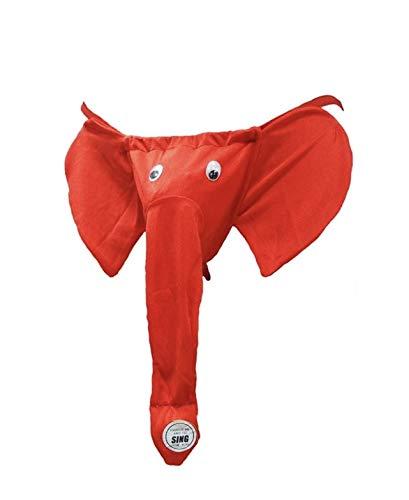 Alansocks Slip Sexy por Hombre -Forma d'Elefante