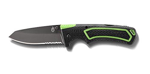 Gerber GE31-002527 Freescape Klappmesser, schwarz-grün