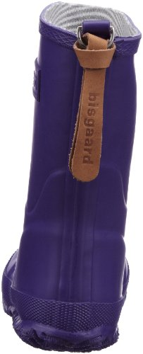 Bisgaard Gummistiefel LRK001 Unisex - Kinder Gummistiefel Violett (90 purple)