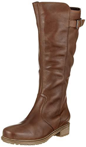 Kansas Schuhe (ara KANSAS, Damen Hohe Stiefel, Braun (Setter 63), 39 EU (6 UK))