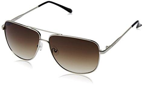 Fastrack Gradient Square Men\'s Sunglasses - (M183BR1|59|Brown Color)
