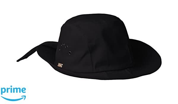 e4b40ccf4 Betmar Knotted Cloche Sun Hat, Black, One Size: Amazon.co.uk: Clothing