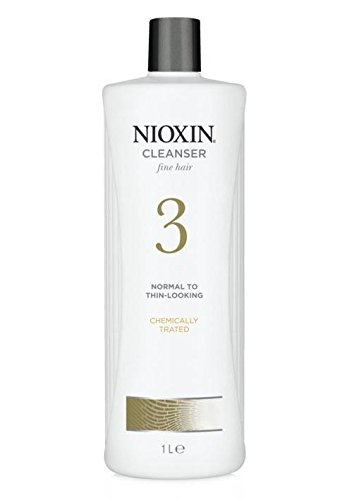 Nioxin System 3 Cleanser 1000ml (Nioxin Cleanser 3)