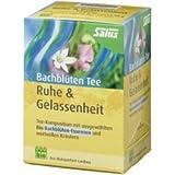 BACHBLÜTEN Tee Ruhe & Gelassenheit Bio Salus Fbtl. 15 St