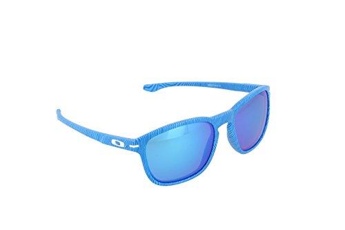 Oakley homme Enduro Montures de lunettes, Bleu (Fingerprint Sky Bluee), 55 aa28697aee4e