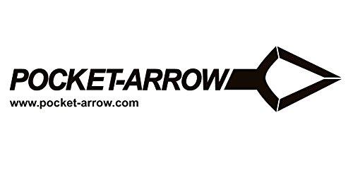 Pocket-Shot Arrow Pro Pack-Der kleinste 'Bogen der Welt Abbildung 2