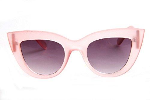 Galleria fotografica SOJOS Rotonda Retro Vintage Specchio Lenti Polarizzate Protezione UV Occhiali da Sole SJ1014